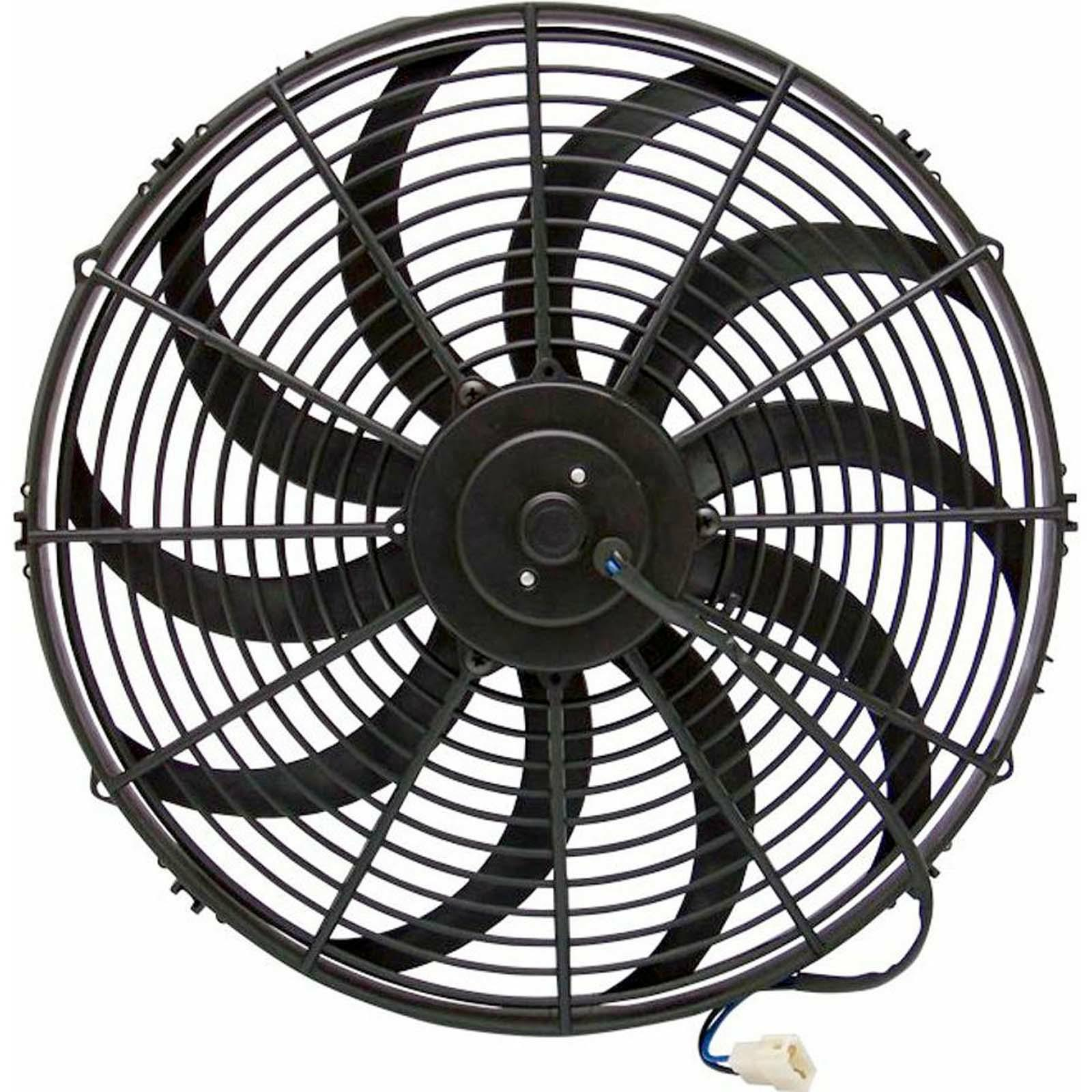 New Electric Fan : Quot heavy duty radiator electric fan cfm brand new