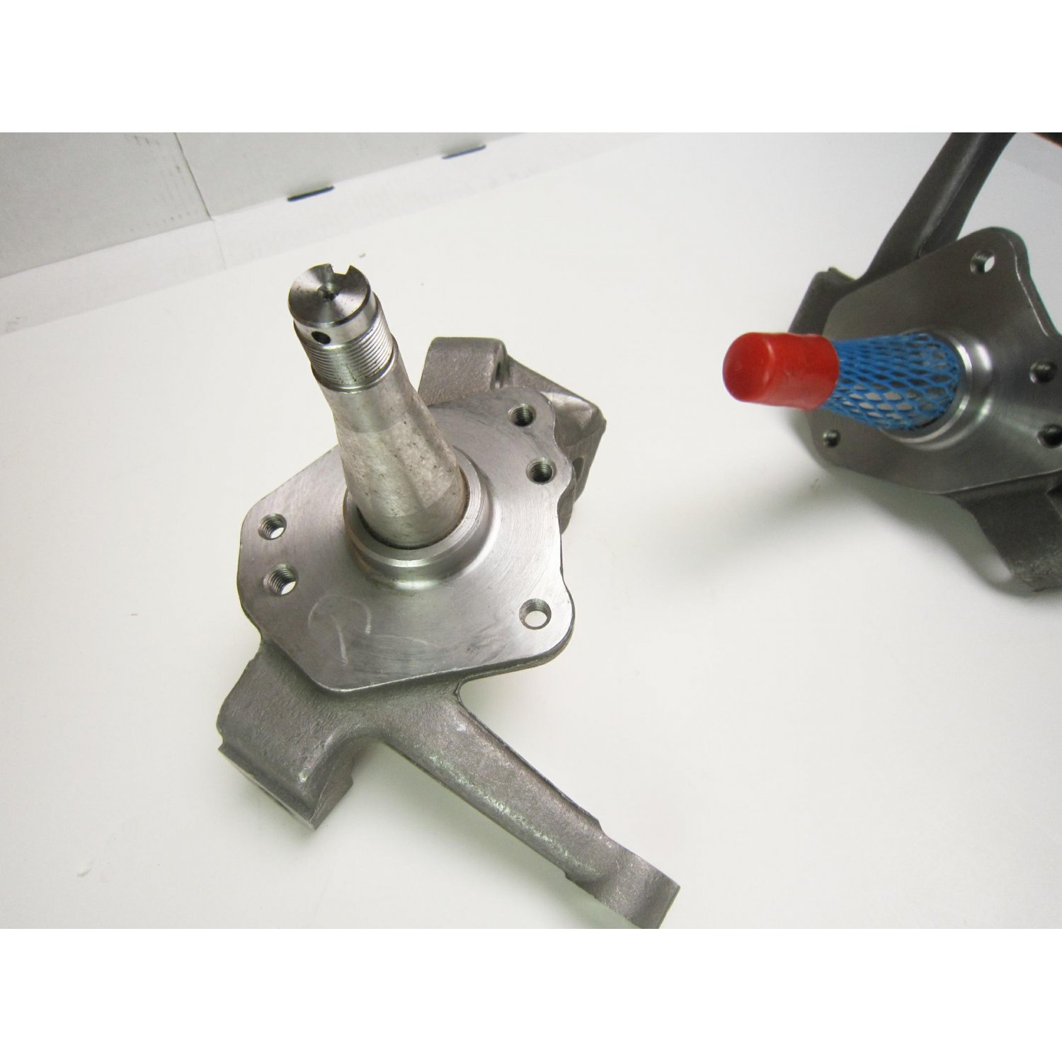 Street Rod Front Axle : Mustang ii in ifs kit drop spindle street rod front end