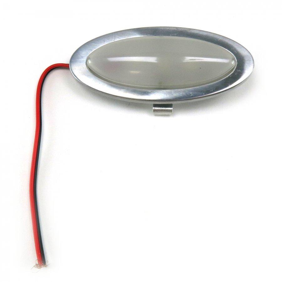 Led Billet Interior Map Dome Light For Buick Trucks Gm Festoon Universal 12 V Oe Ebay