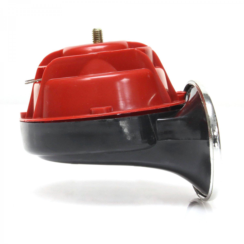 Hudson / Nash Hi-lo horn kit bright red steering wheel horn switch dual power