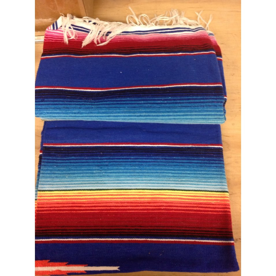 mexican blanket vintage hot rod interior bench seat cover car parts ebay. Black Bedroom Furniture Sets. Home Design Ideas