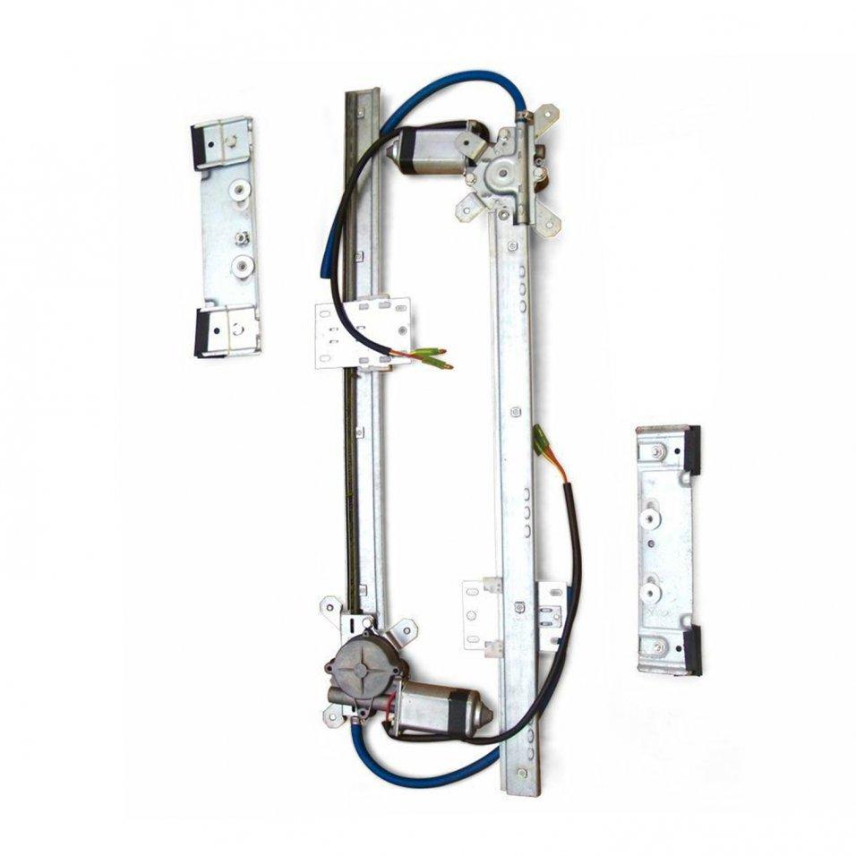 early chrysler power window kit harness retrofit project