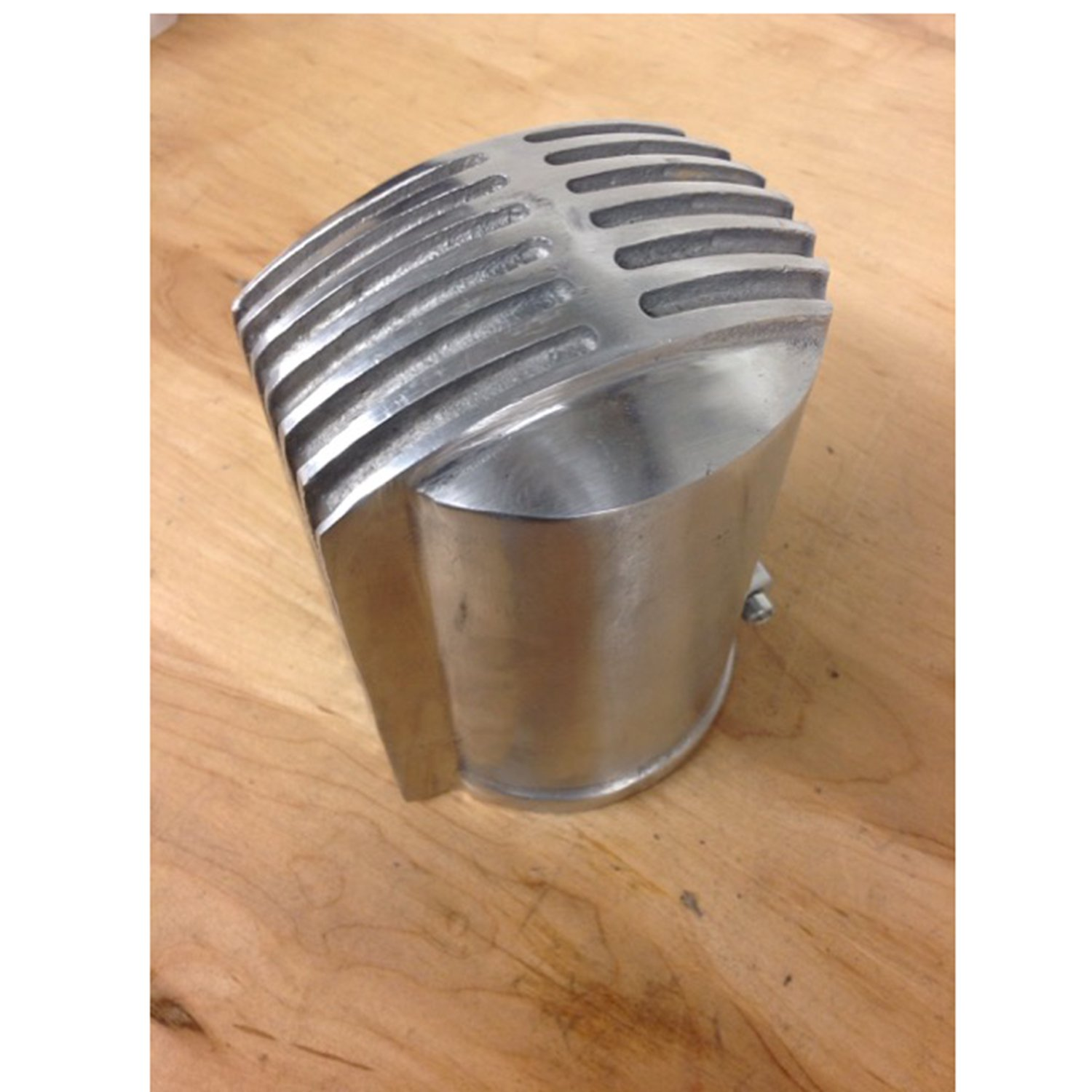 1957 Mcculloch Supercharger: Canister Oil Filter Vintage Ford