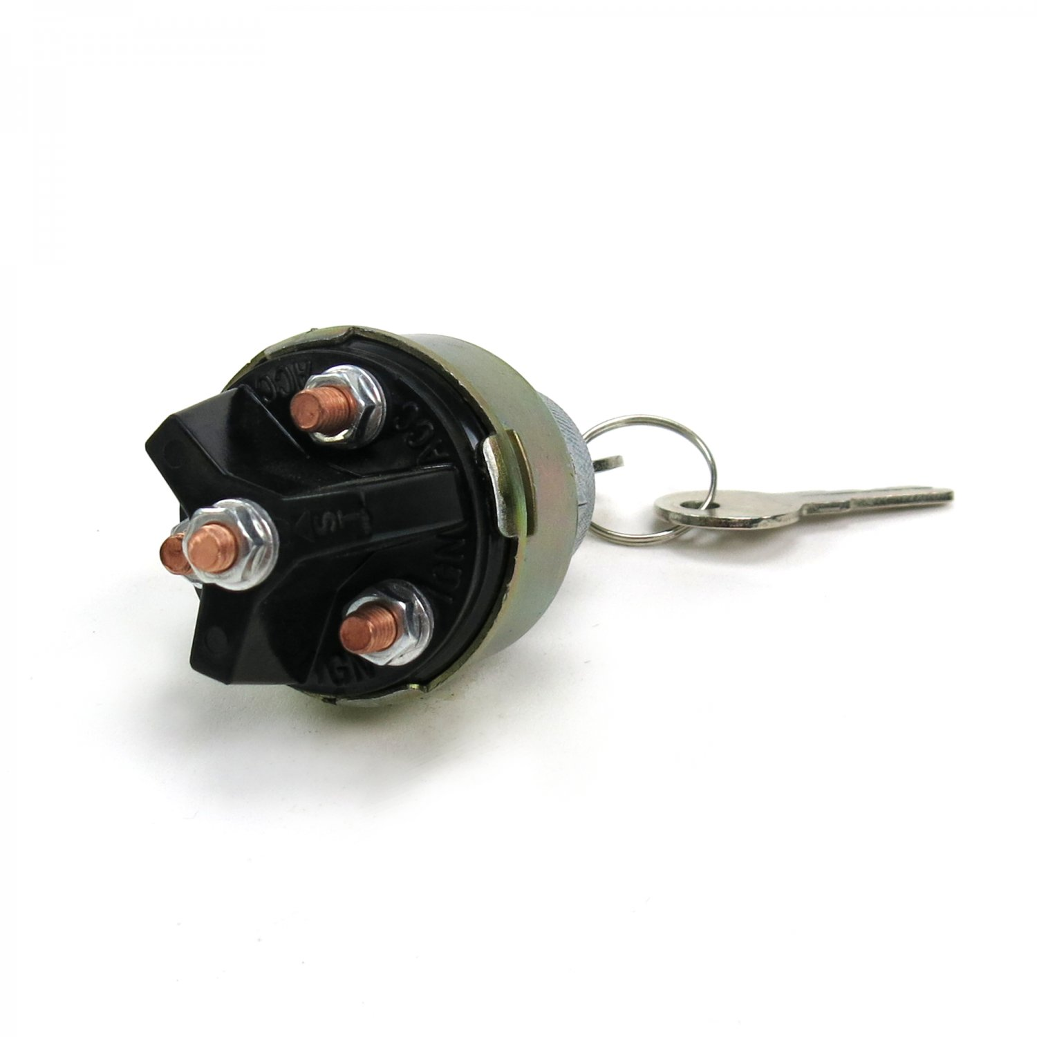 Tractor Trailer Keys : Ignition switch with keys universal for car tractor