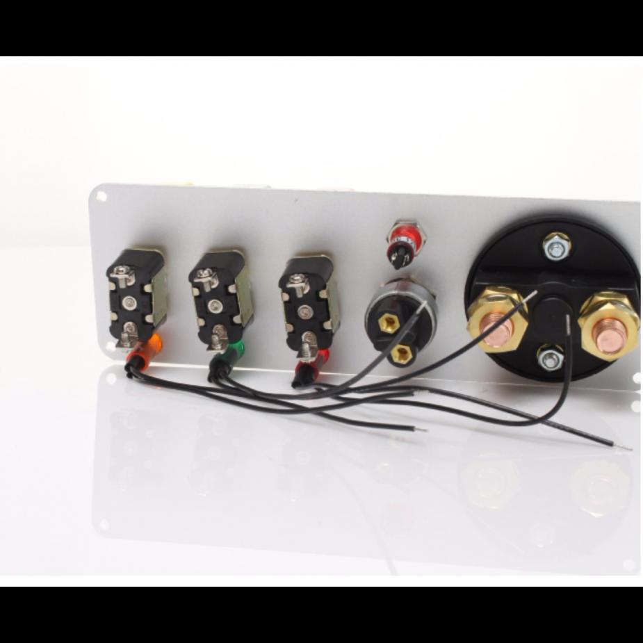 1959 67 el camino engine switch panel battery kill wire harness race car dash ebay