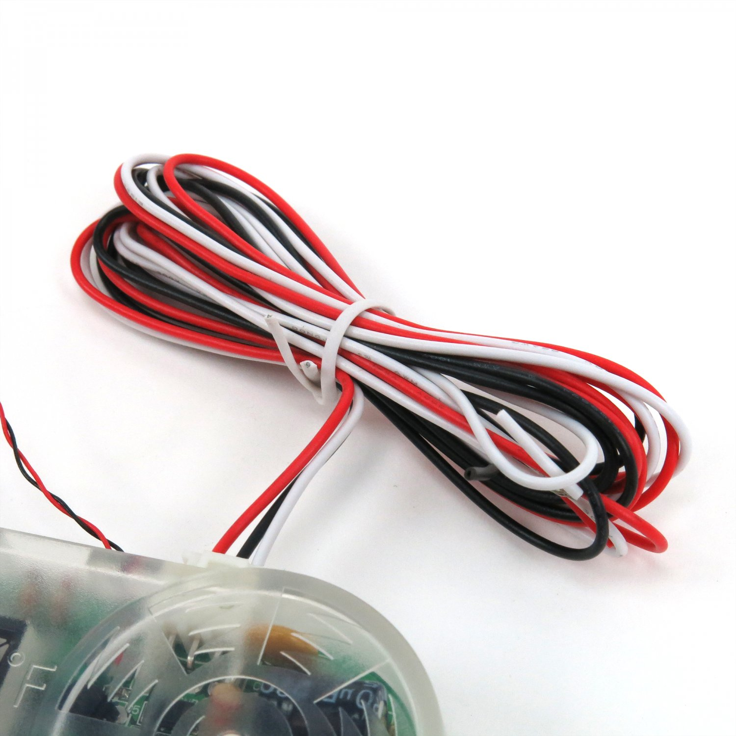 Digital adjustable temp control switch with thread in