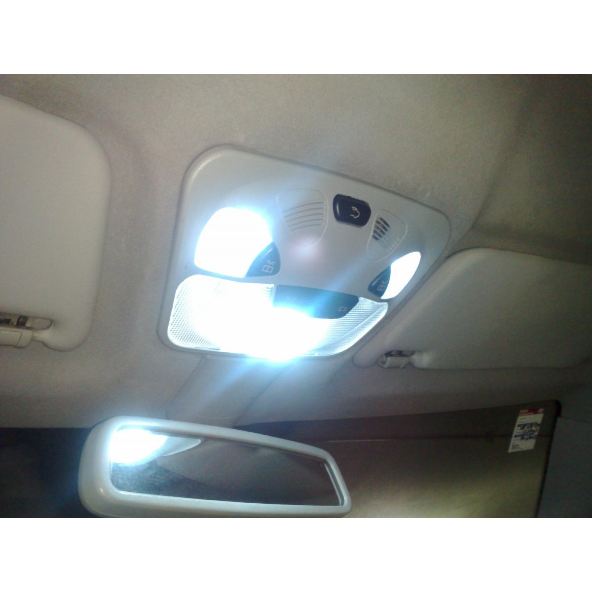 Interior Light : Details about 1953 - 1956 Ford Truck LED CAB INTERIOR DOME LIGHTS