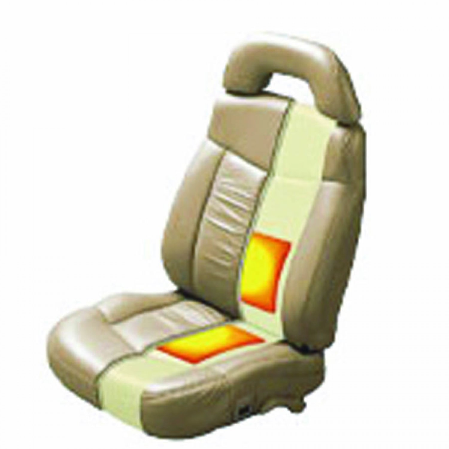 gmc sierra 2x heated seat kit w switches harnesses warmer. Black Bedroom Furniture Sets. Home Design Ideas