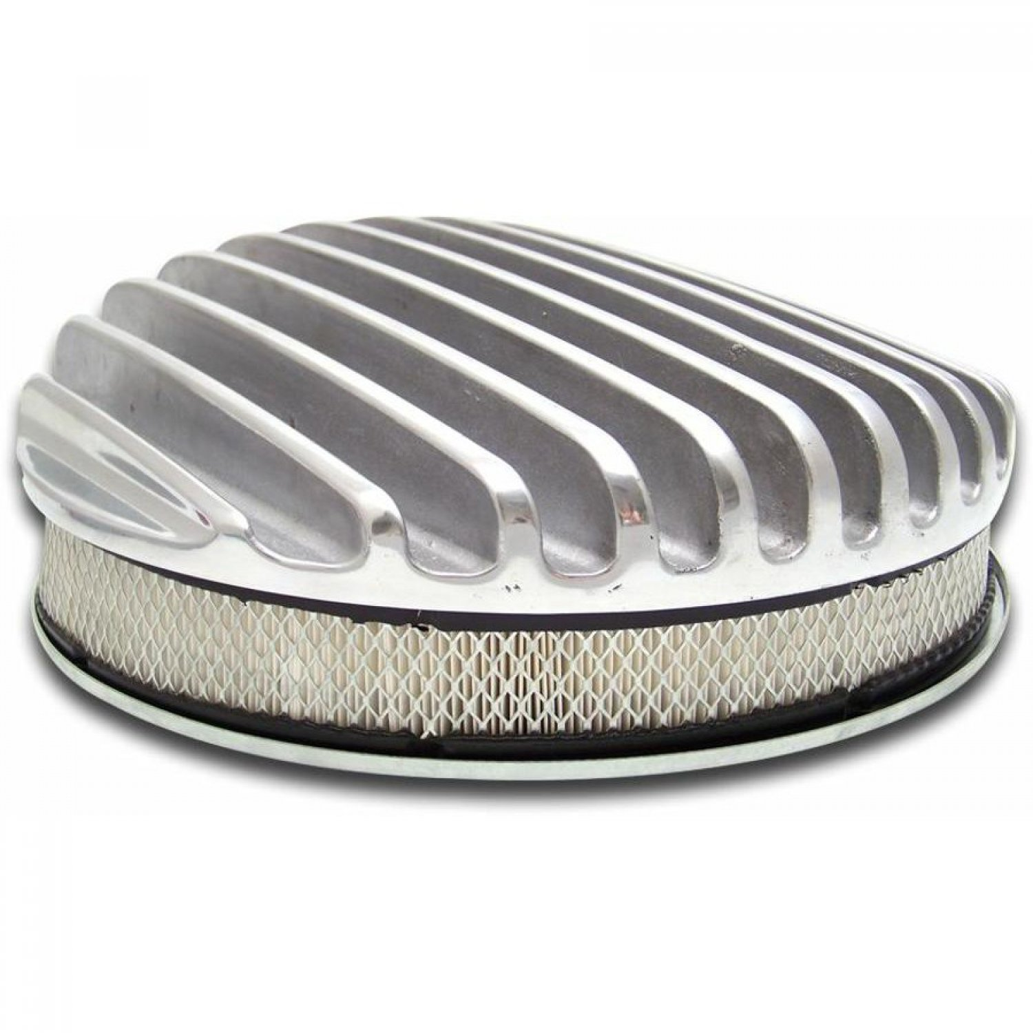 Chevy 350 Air Cleaner : Sand cast street rod air cleaner for bbc sbc chevy motor