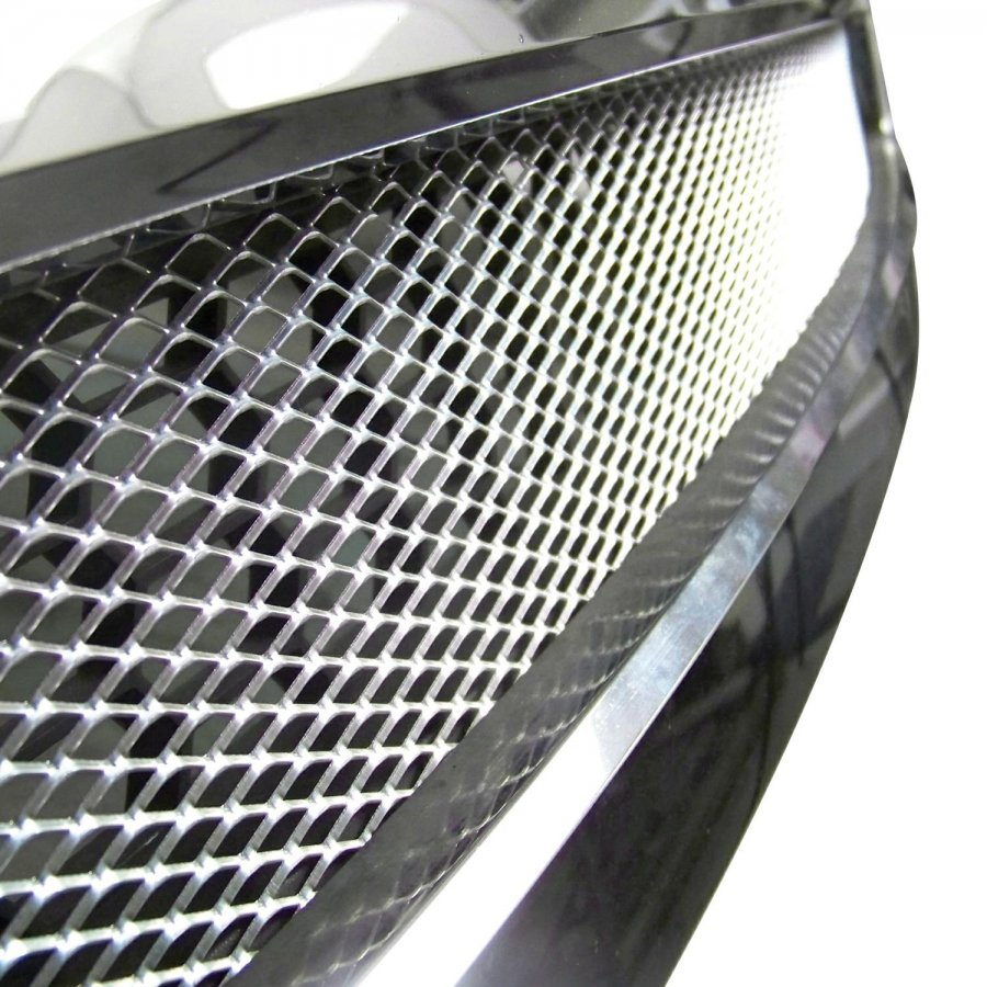 universal aluminum mesh grill 8 x 48 chevy truck 1952. Black Bedroom Furniture Sets. Home Design Ideas