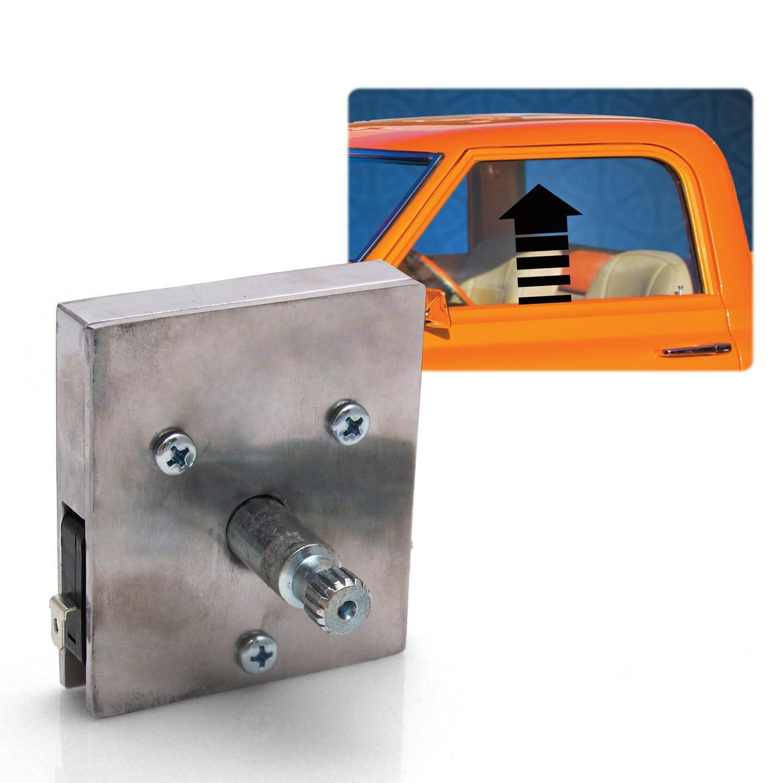 Autoloc Electric Window Switch (Spline Shaft) 1931-1938 Chevy window switch electric window crank switch crank switch power window
