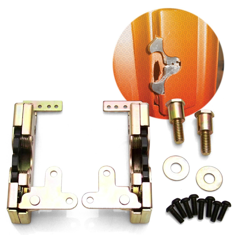 1960 saab gt750 door jamb latch replacement kit missing for Door jamb kit