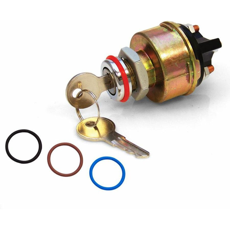 Details about NEW UNIVERSAL IGNITION SWITCH CLARK HYSTER YALE CROWN DAEWOO  KEY FORKLIFT CAT