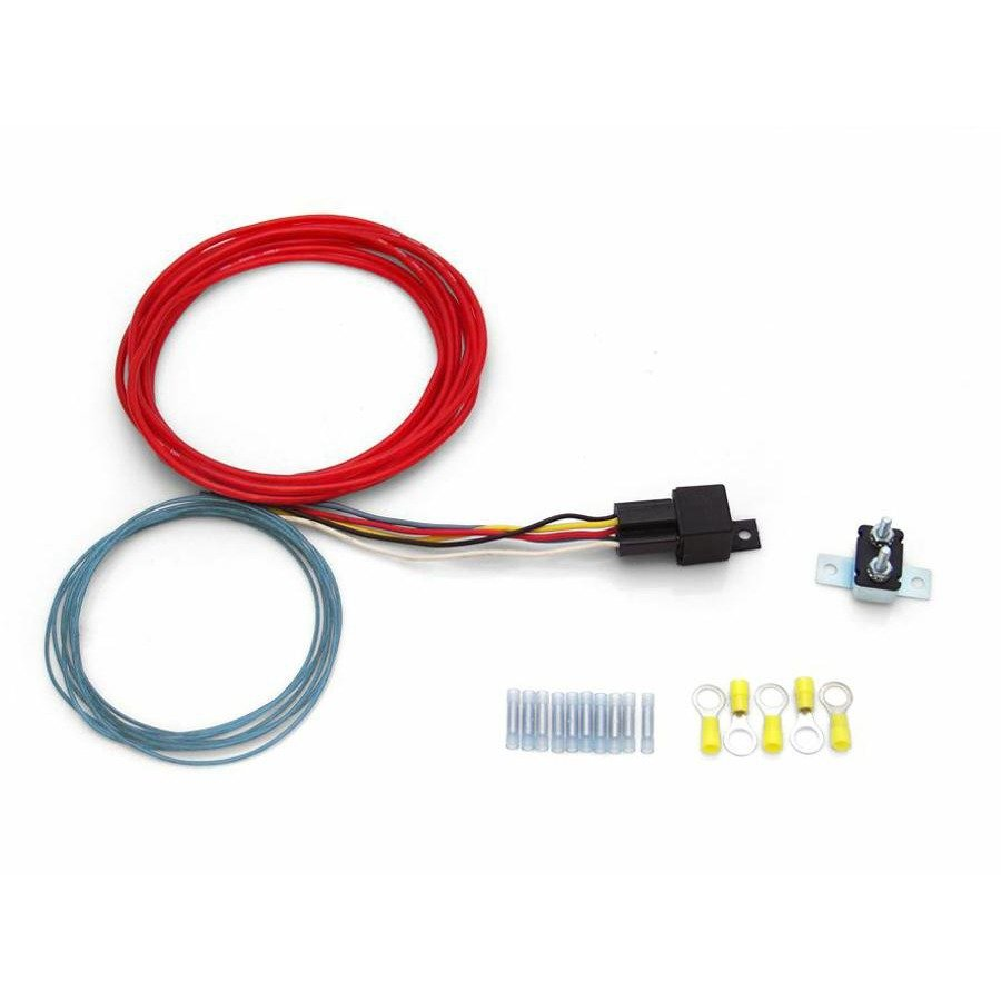 S4L's Compressor wire harness kit makes it a snap to correctly wire up an  air compressor to any vehicle kit comes complete with 40amp relay, ...