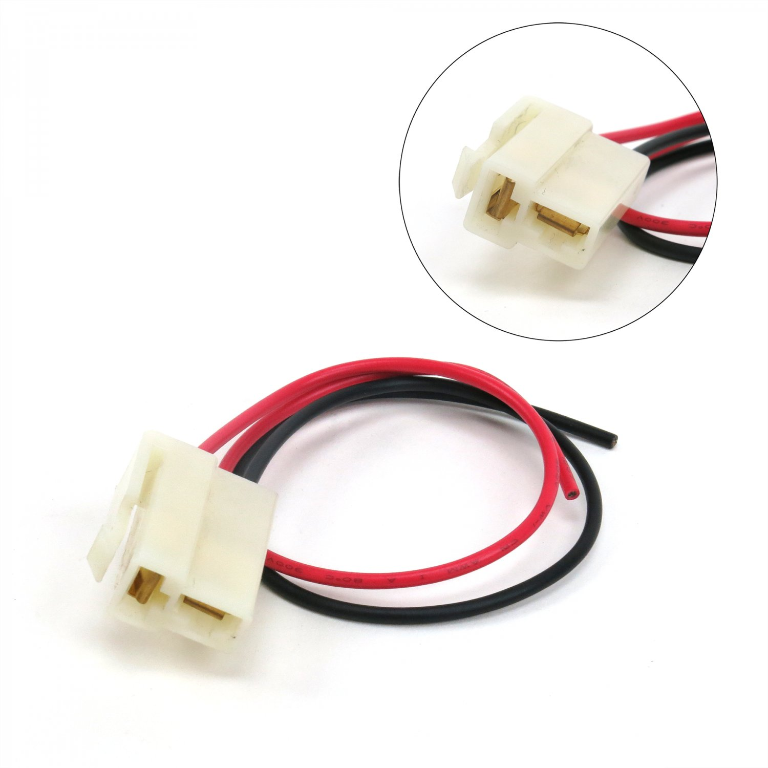 Fan Wire Harness For Plus Connector Ebay Easy Wiring Make It Rod Temp Solutions Makes A Snap To Up Any Of Our Fans Simply Plug In The And Connect Your Ideal Fast