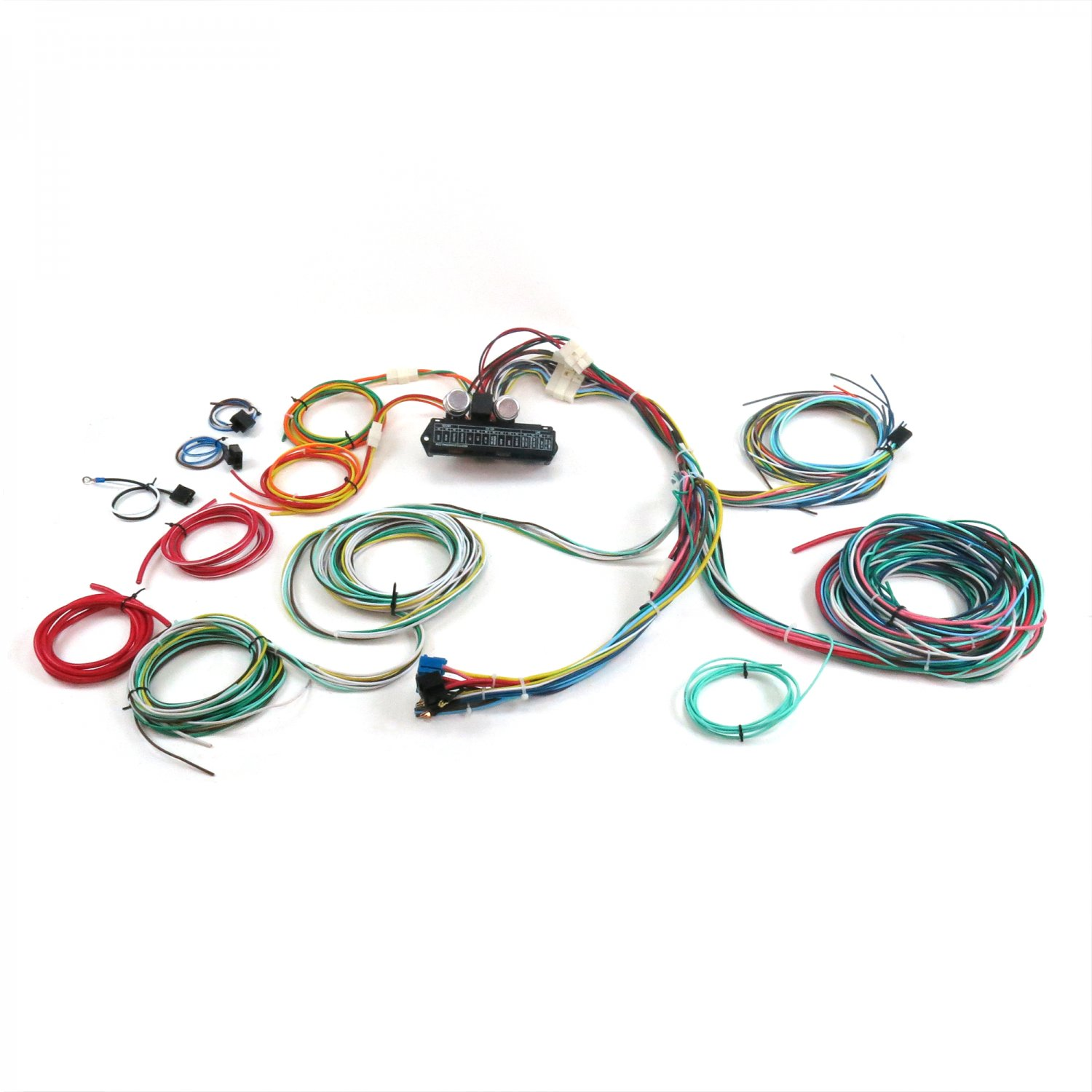 1973 1982 Chevy Gmc Pickup Truck Wire Harness Universal Wiring Kit 21 Circuit
