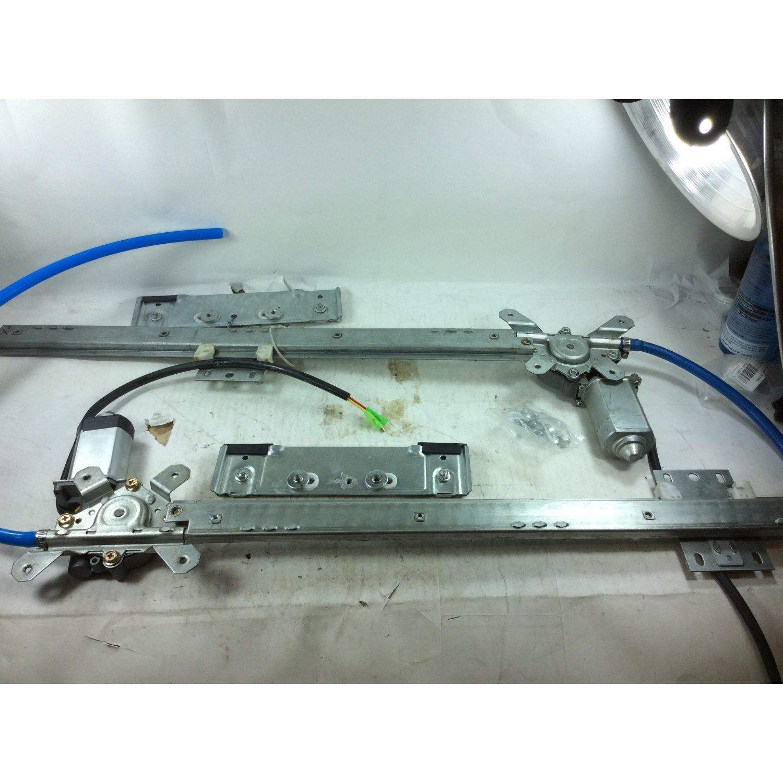 AutoLoc Power Accessories AutoLoc 692655 Flat Glass Power Window Conversion 33 1933 Model 40 Pickup