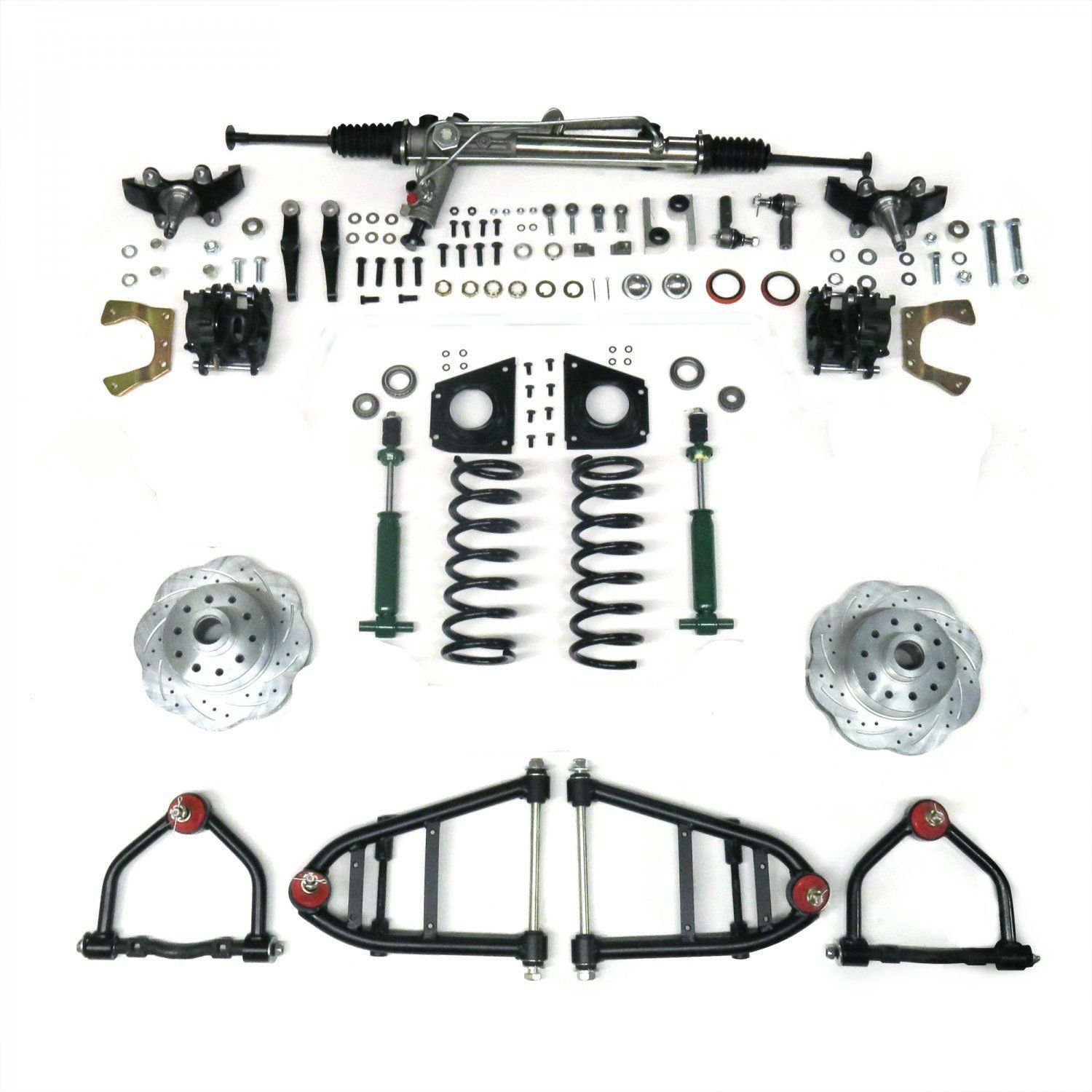 heavy duty truck steering parts