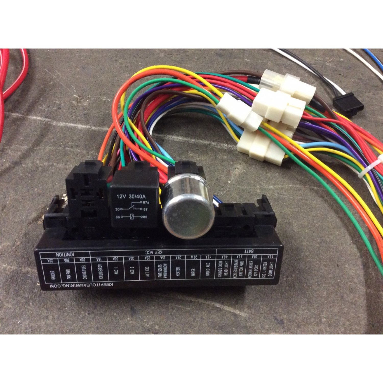 81 F100 Custom Wiring Harness Wiring Diagram Enter Enter Lechicchedimammavale It