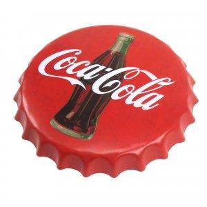 Baked Enamel VPABCSIGN04 hot rod Guinness Draught Beer Bottle Cap Display Sign