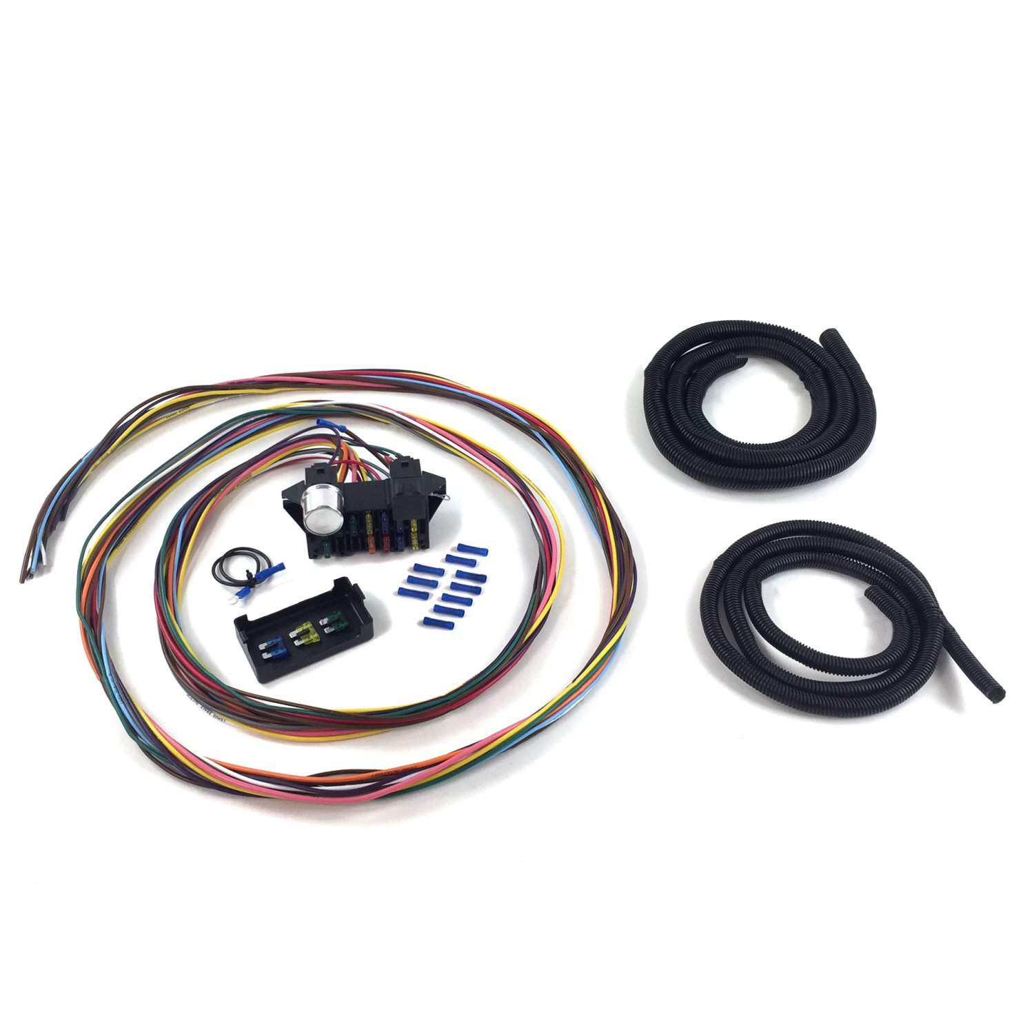 Ultimate 12 Fuse '12v Conversion' Wire Harness 41 1941 Ford Delivery muscle