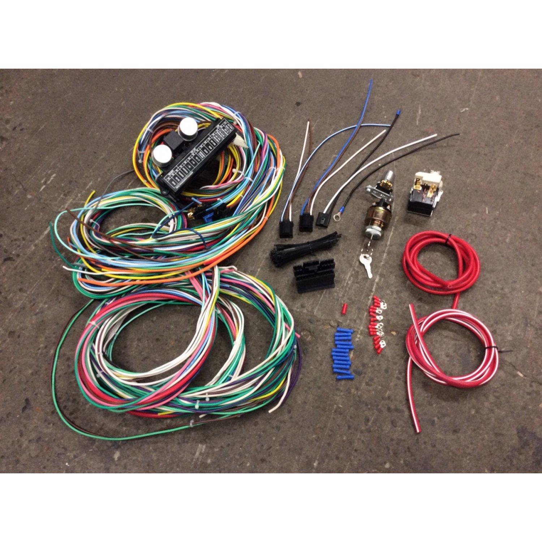 amc amx wiring harness 1958 88 amc 118 terminal 15 fuse wiring harness headlight dimmer  1958 88 amc 118 terminal 15 fuse wiring