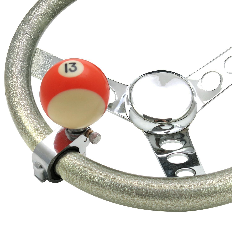 American Shifter 15721 13-Ball Billiard Pool Adjustable Suicide Brody Knob