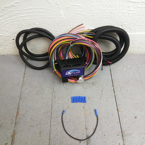 Ez Wiring Harnes For S10