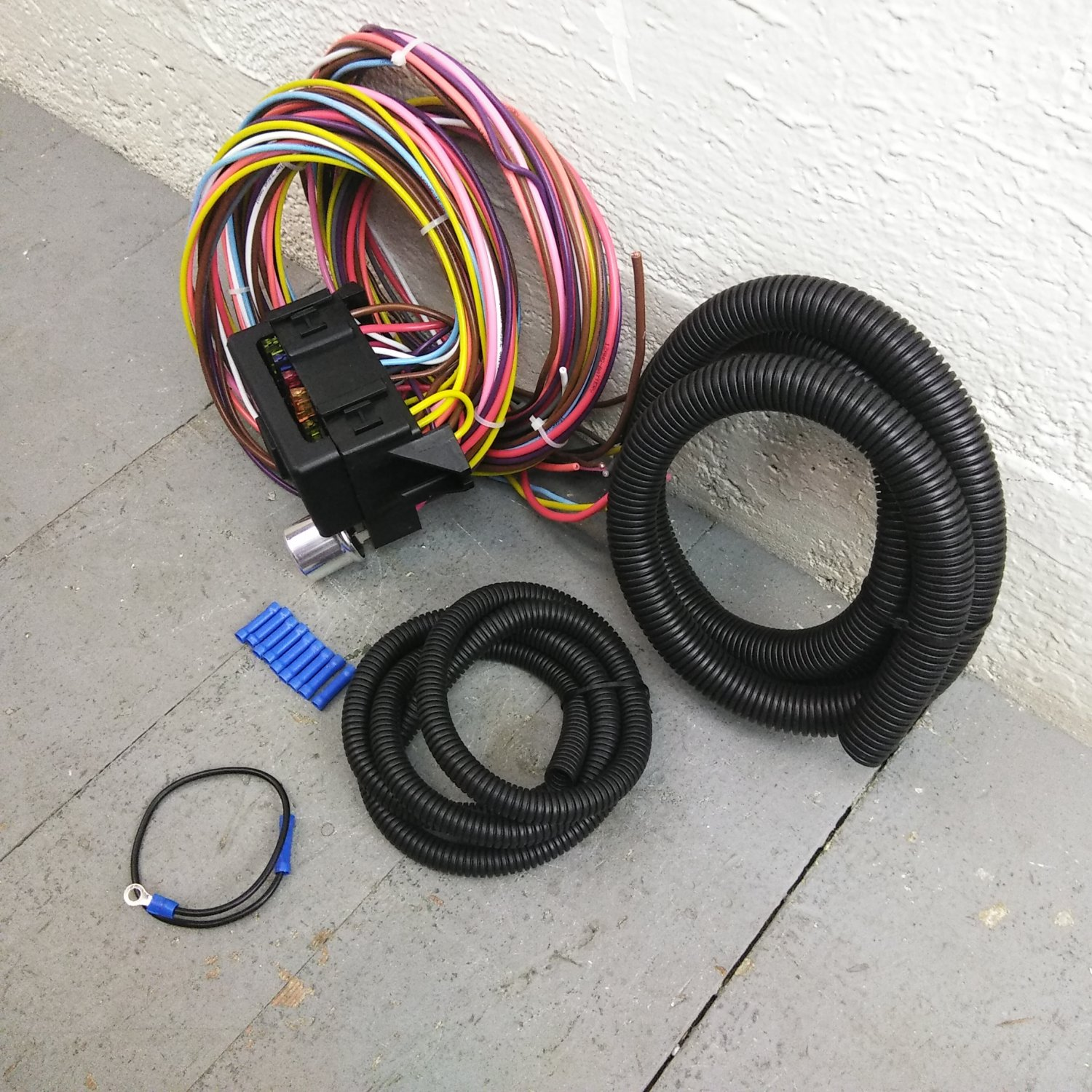 Superb Painless Wiring Jeep Cj7 Wiring Library Wiring Cloud Hisonuggs Outletorg