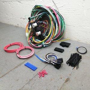 1948 - 1954 Pontiac Kit de atualização de chicote de fios se encaixa o  lndolor Atualização de circuito Novo | eBayeBay