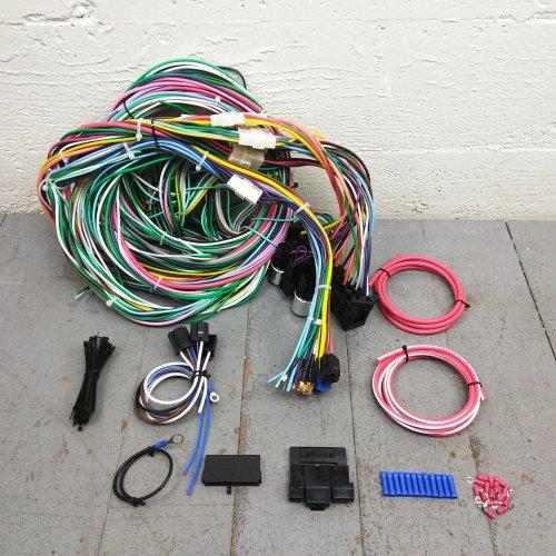 [SCHEMATICS_4LK]  1962-67 AIRCOOLED VW Beetle Squareback Fuse Box Wire Harness Wiring Upgrade  Kit | eBay | Vw Beetle Wiring Harness |  | eBay
