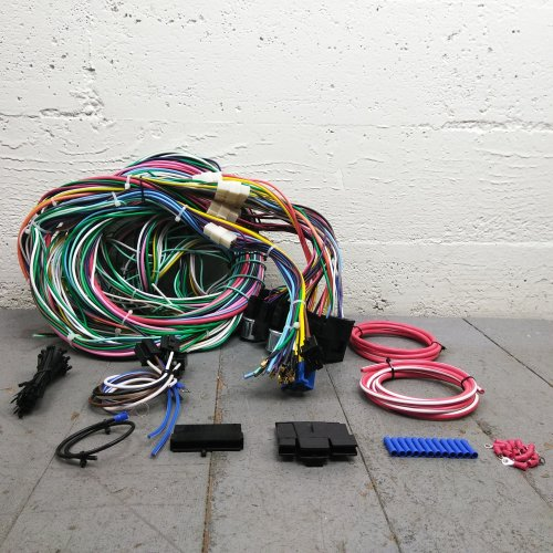 1978 - 1993 Dodge Truck Wire Harness Upgrade Kit fits painless fuse block  new | eBay