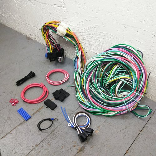 [DIAGRAM_3ER]  1980 - 1989 Chevy or GMC Truck Wire Harness Upgrade Kit fits painless  circuit | eBay | 1989 Chevy Wiring Harness |  | eBay