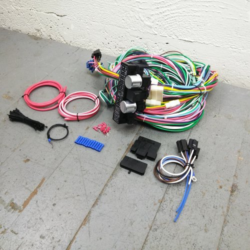 1937 1938 Studebaker Wire Harness Upgrade Kit Fits Painless