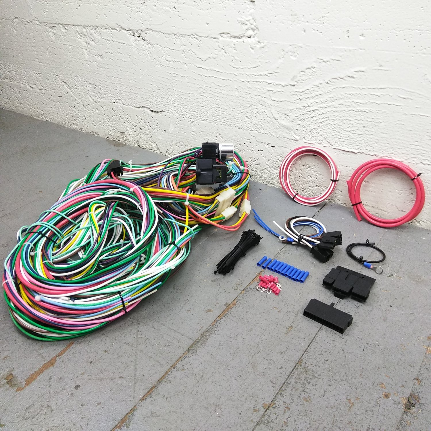 1966 dodge charger wiring harness 1966 1972 dodge charger wire harness upgrade kit fits painless  dodge charger wire harness upgrade kit