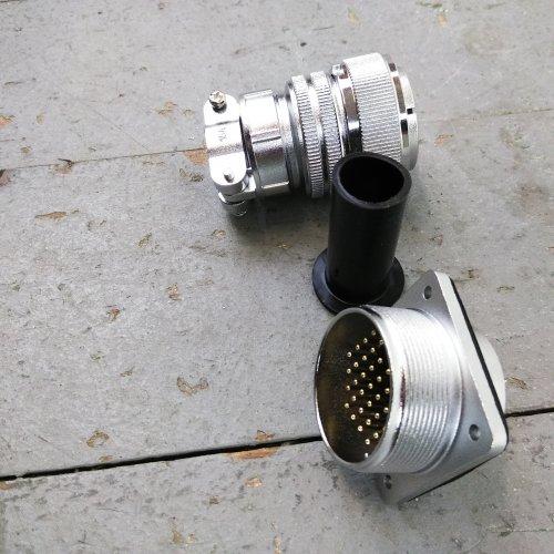 1929-61 dodge desoto 22 pin billet street rod wire harness plug custom 341  276 | ebay  ebay