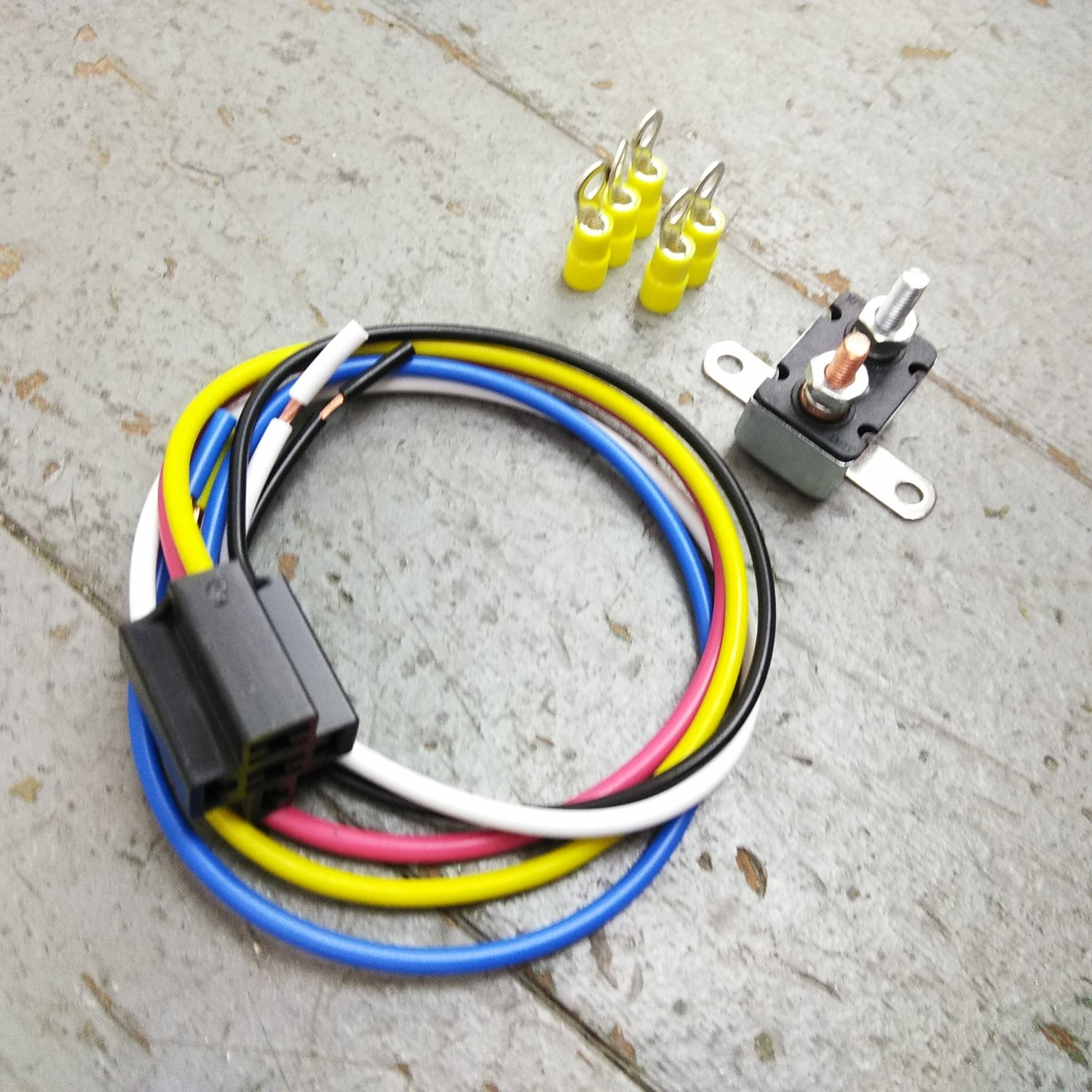 73 87 Chevy Truck Wiring Harness