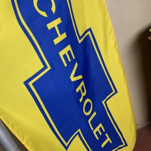 Chevrolet OK Used Cars Flag sales car 3X5FT Banner US seller